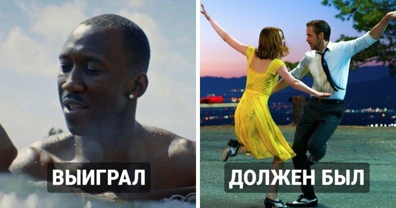 Неоднозначные победители «Оскара» в номинации «Лучший фильм»