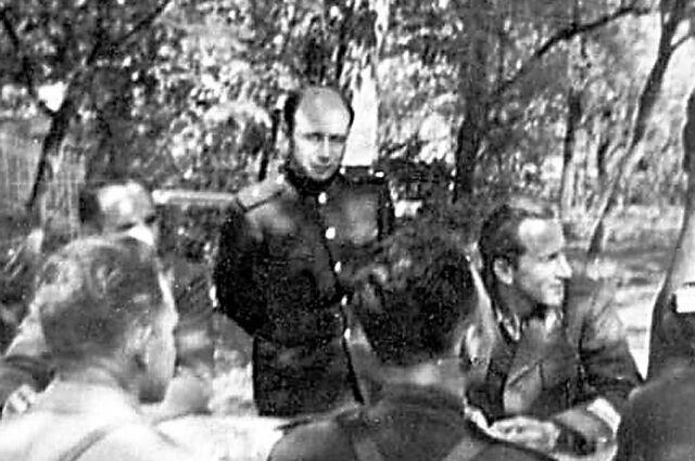 Как русский разведчик сына Черчилля спас