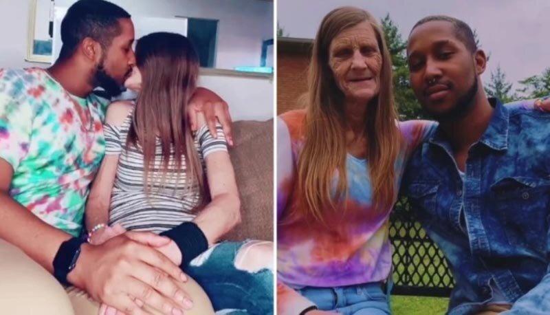 Пара с разницей в возрасте 37 лет: они утверждают, что их любовь настоящая