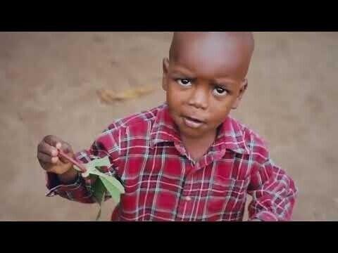 Голодающие страны Африки