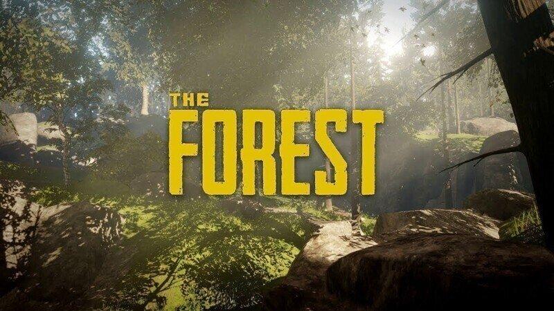 The forest - игра в жанре survival horror с открытым миром от студии endnight games