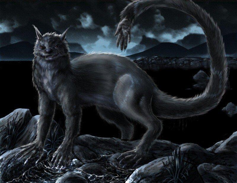 Ахуитцотль: порождение фантазии древних или реальное чудовище?