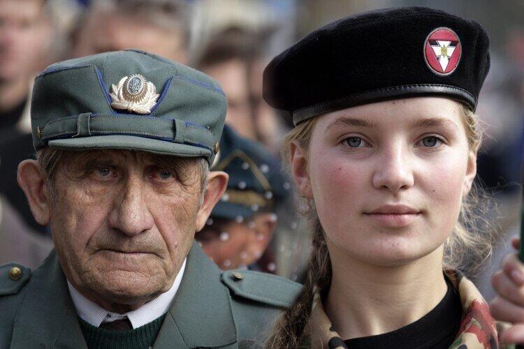 Украина-нацистское государство или реабилитация фашизма в украине?