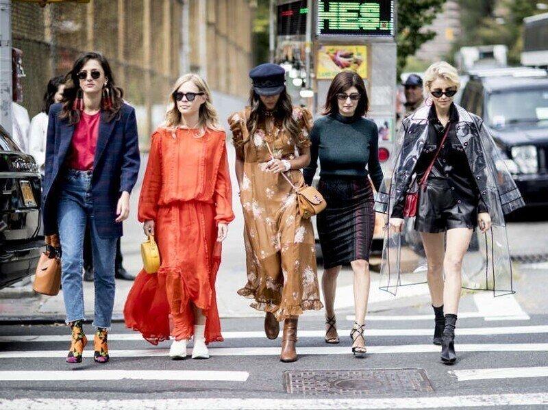 Ах, мода, мода.  Красота требует жертв… или все же благоразумия