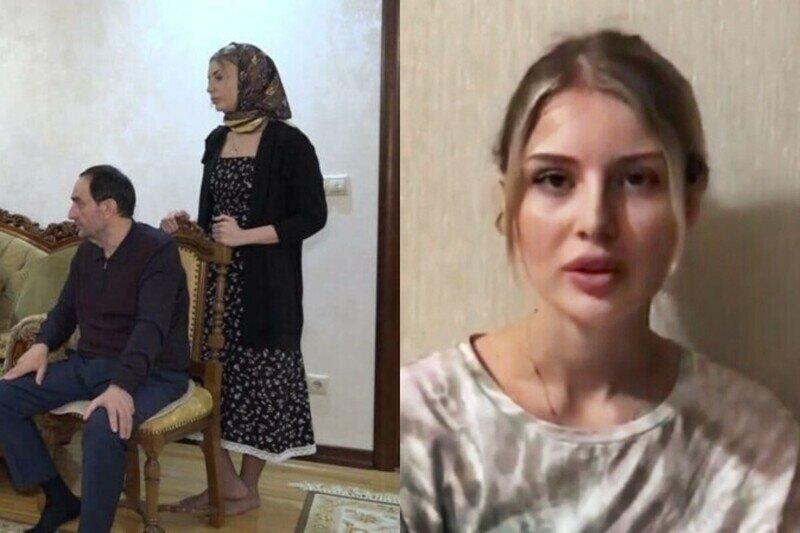 """""""Папа у меня хороший, не бьет"""": """"Грозный ТВ"""" выпустил репортаж о похищенной из Дагестана чеченке"""