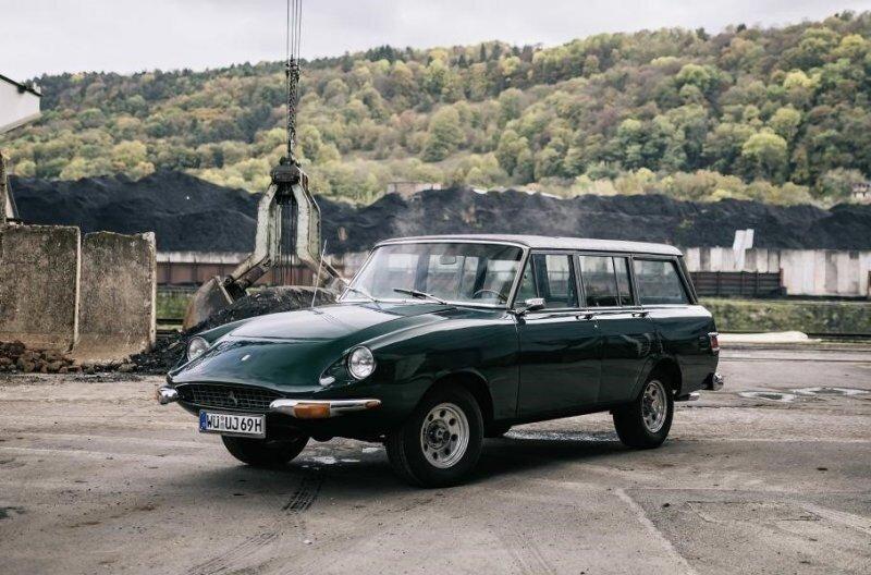 Всемирно известный Jeep-Ferrari 1969 года снова в продаже
