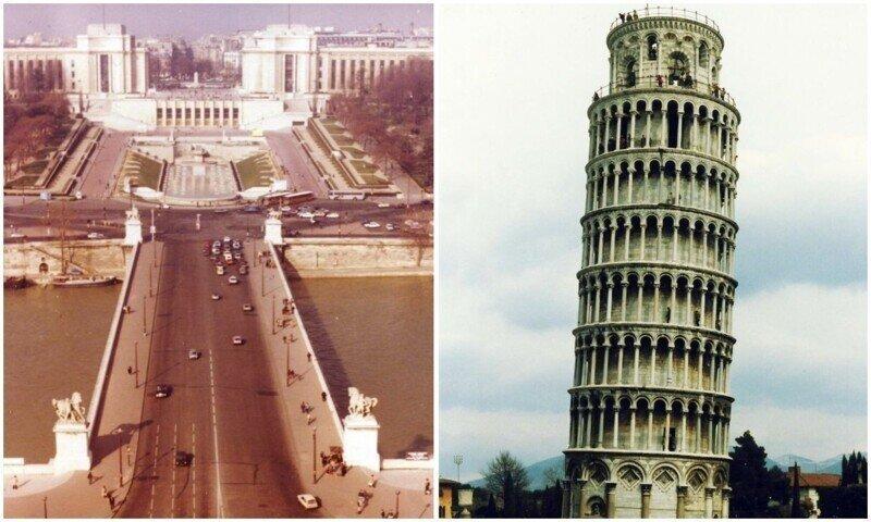 Ретро-снимки Европы 1980-х годов