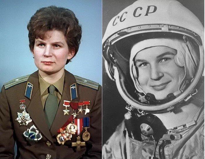 Первая женщина в космосе: факты о полете Валентины Терешковой