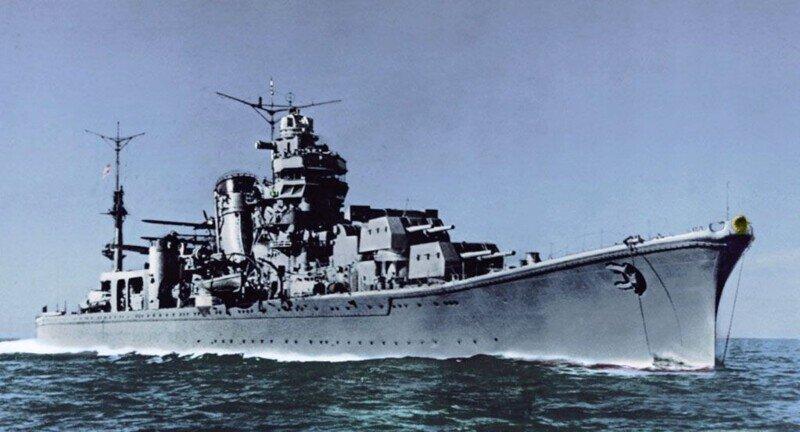 Лёгкие крейсеры типа Agano. Были ли они нужны?