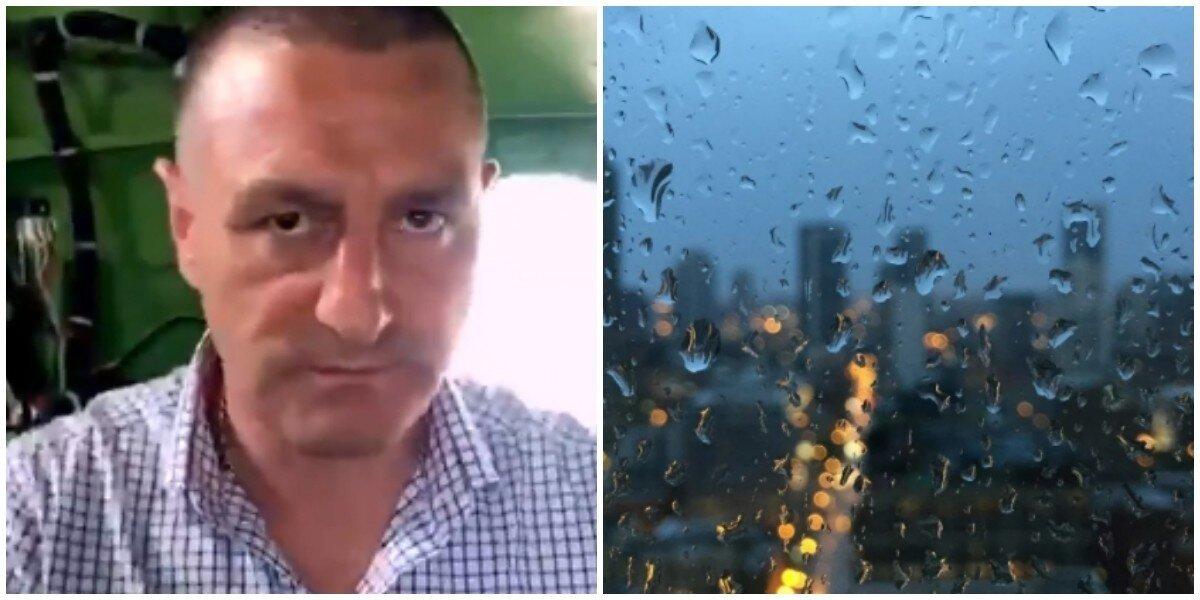 Депутат Госдумы в самолёте попытался призвать дождь