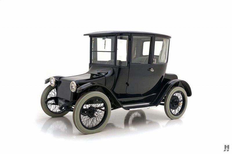 Detroit Electric — Электромобиль Tesla начала двадцатого века