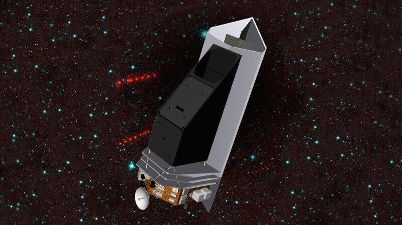 NASA разрабатывает телескоп для поиска опасных астероидов и комет