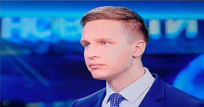 Ведущий случайно выругался во время эфира