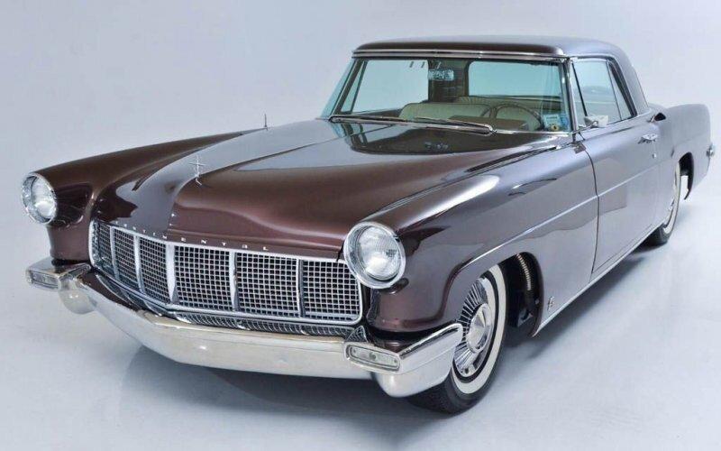 Lincoln Mark II: попытка создать совершенный автомобиль