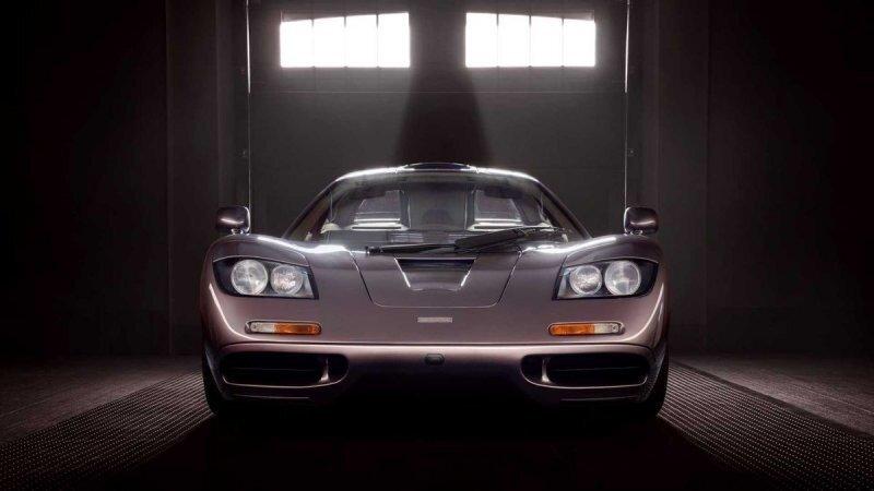 Безупречный McLaren F1 с минимальным пробегом будет продан более чем за 15 миллионов долларов