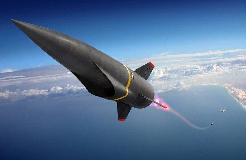 США проигрывают России в гонке гиперзвукового вооружения