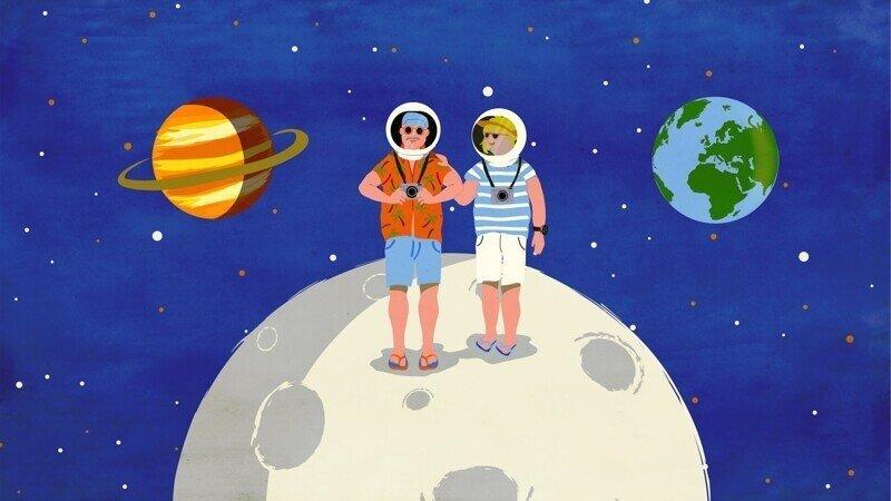 Россия сделает космос ближе: спустя 12 лет на МКС ступит нога космического туриста