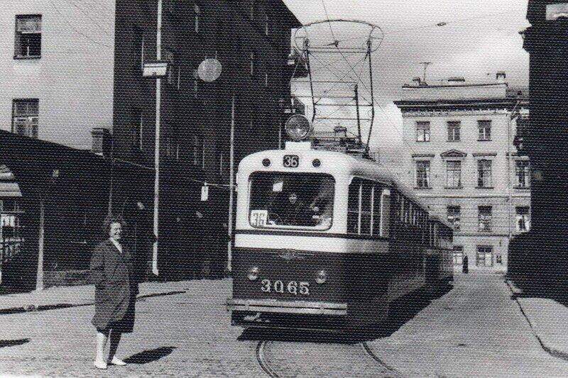 Прогулка по Ленинграду 1961 года