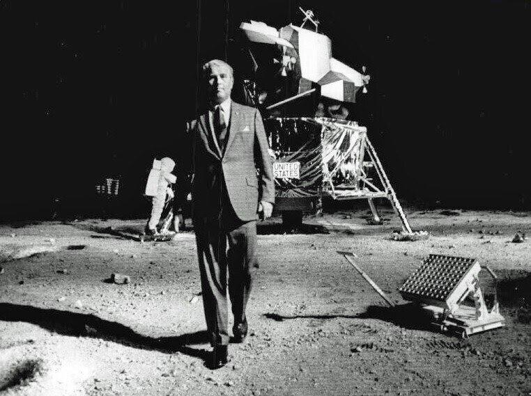 Советский эксперимент, доказывающий лживость американской космической программы 60-х
