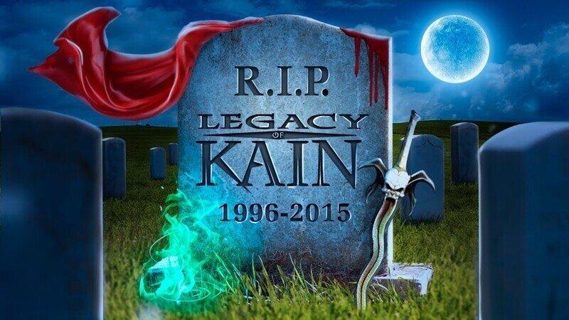 Как погибла Legacy of Kain