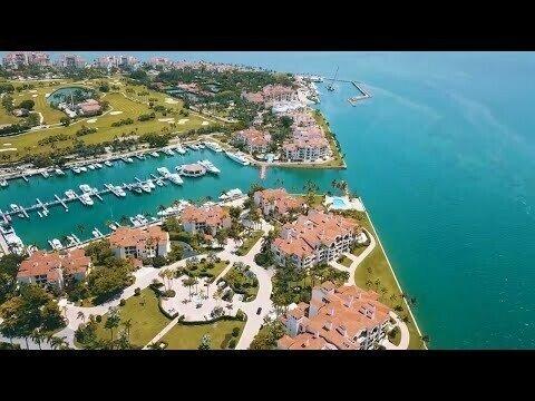 Фишер-Айленд - закрытый остров для богатых людей