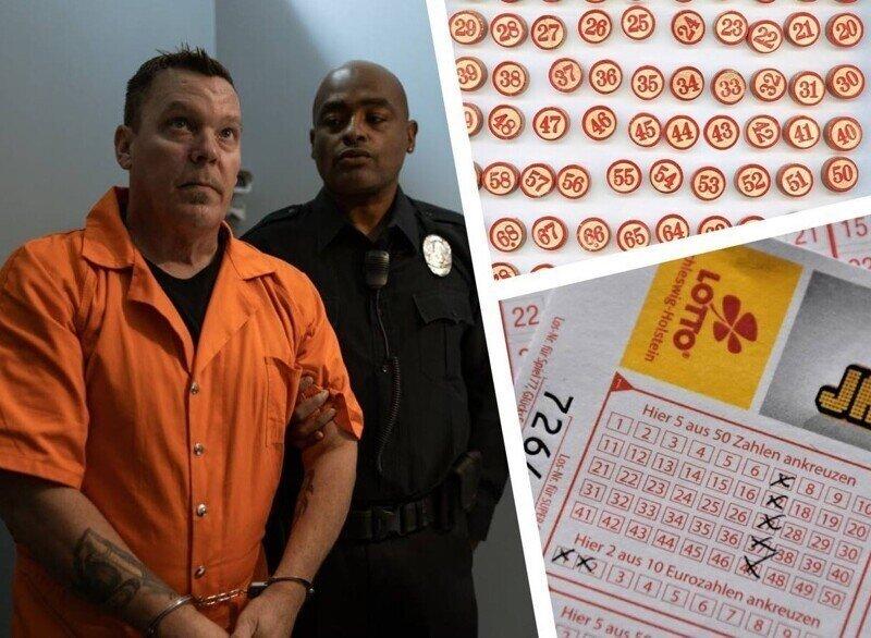 Мужчина выиграл в лотереи 11 млн рублей и к нему пришла полиция