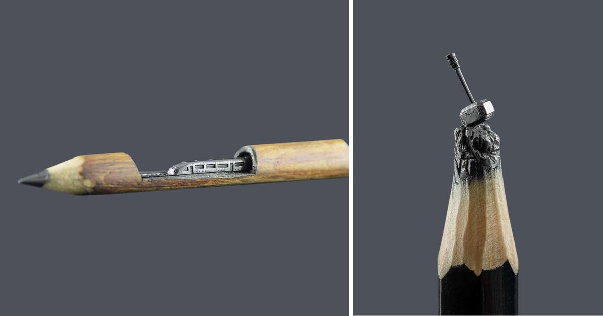 Шедевры на кончике карандаша: боснийский скульптор Ясенко Дордевич