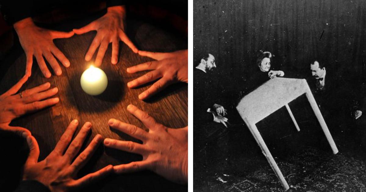 Как спиритизм дал голос женщинам викторианской эпохи