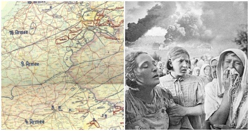 Первый день войны: как разворачивались события 22 июня 1941 года
