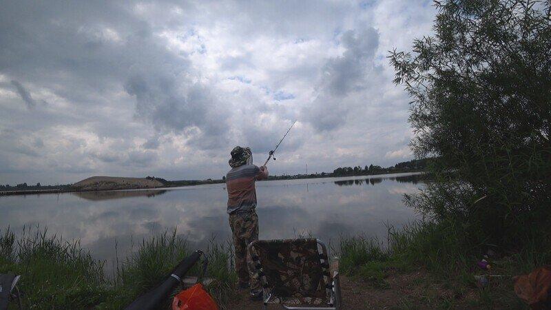 Рыбалка в Московской области и Республике Чувашия. Лещ с бешенным клевом не давал нам заснуть
