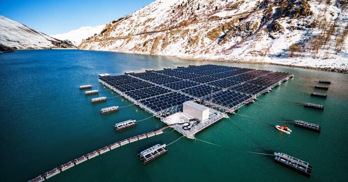 Солнечные электростанции, построенные в экстремальных условиях