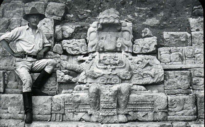 Как открывали цивилизацию майя