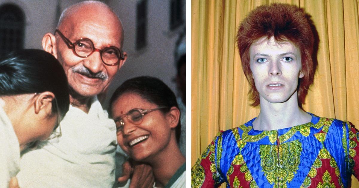 20 умерших знаменитостей, которые оказались далеко не святыми