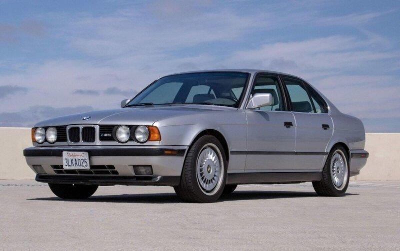 BMW M5 1991 года выпуска с пробегом 400 000 километров