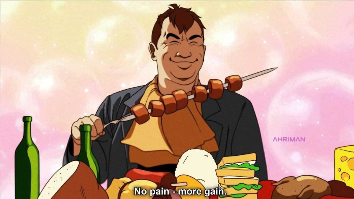 Художник из Питера нарисовал, что было бы, если бы японцы переделали в мультики культовые советские комедии