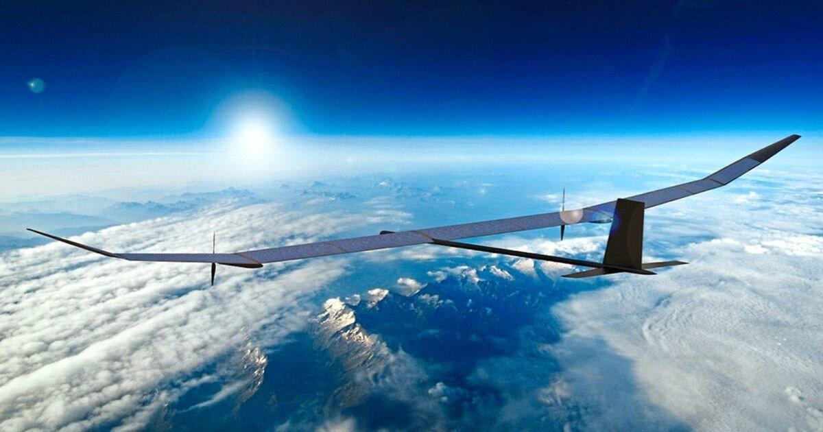 Новый британский беспилотник может заменить спутники на низкой околоземной орбите