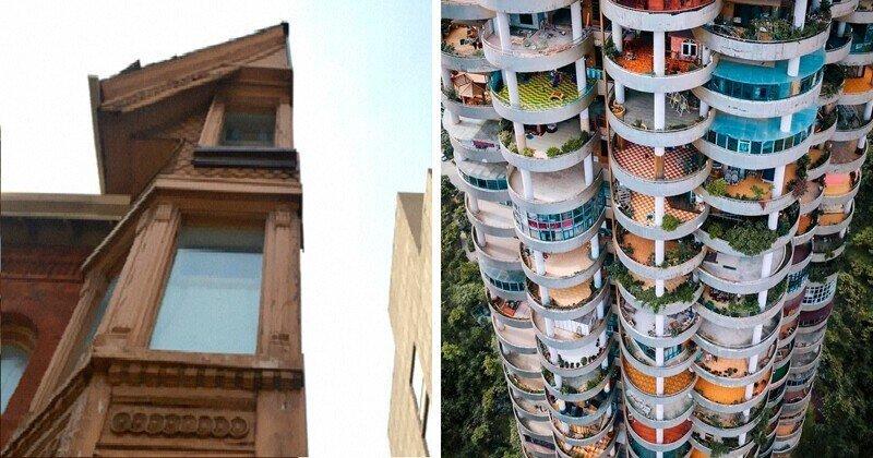 40+ случаев, когда архитекторы превзошли самих себя