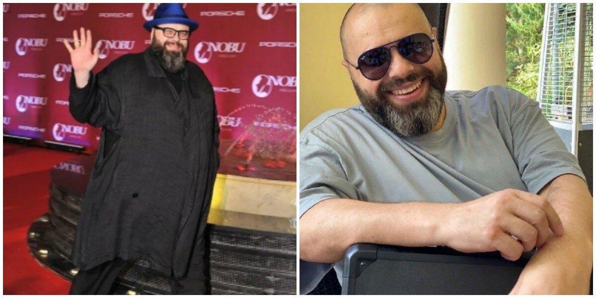 Минус 127 килограммов: Максим Фадеев похвастался новой формой