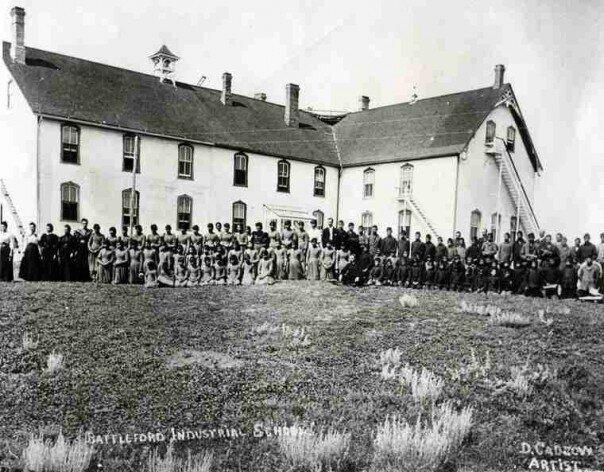 В Канаде нашли еще одно кладбище индейских детей