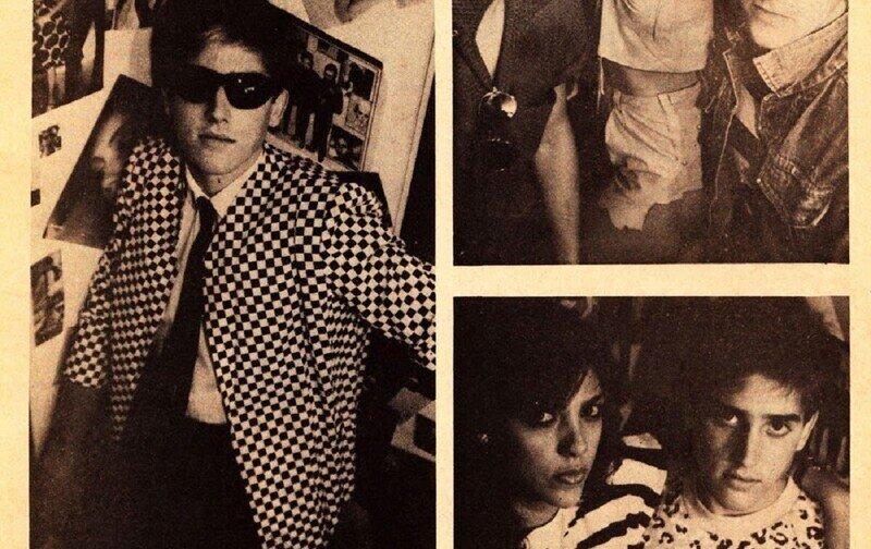Модельный дебют Джонни Деппа: просто красавчик!