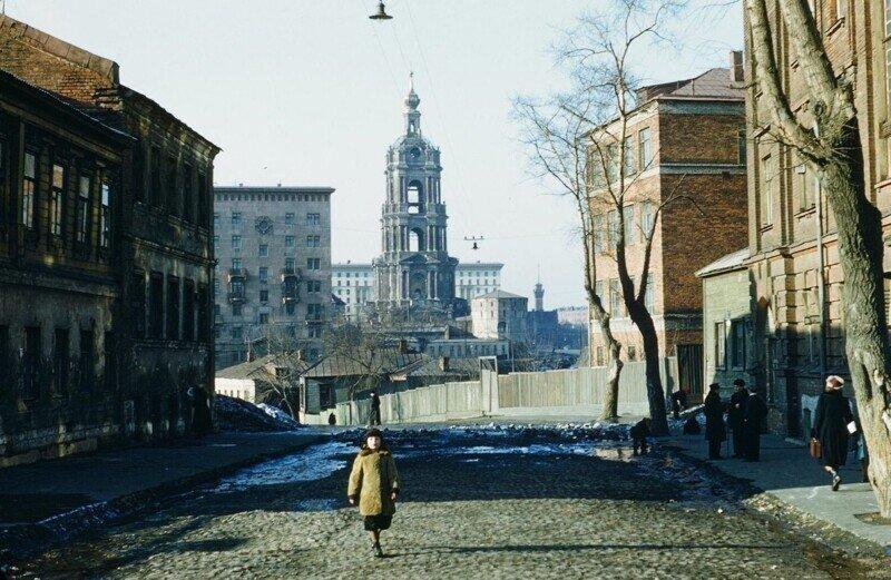 Замечательные фотографии СССР 1950-х, которых вы еще не видели