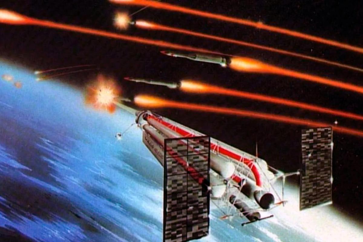 Что будет если взорвать всё ядерное оружие в космосе?