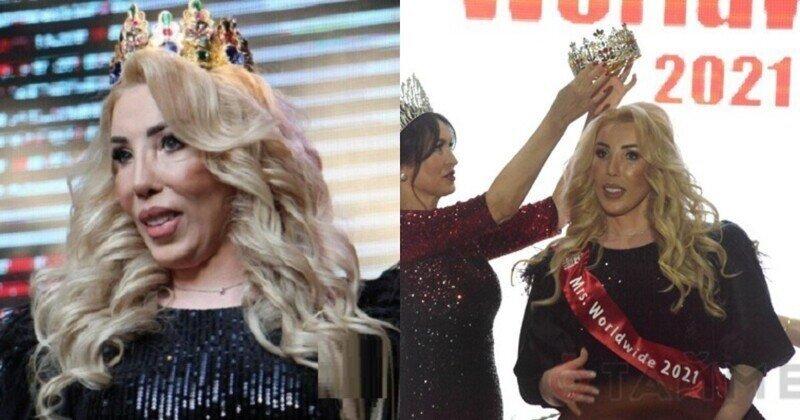 Жертва пластического хирурга: в Одессе выбрали самую красивую женщину Вселенной