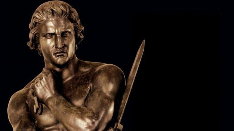 Последнее сражение Спартака