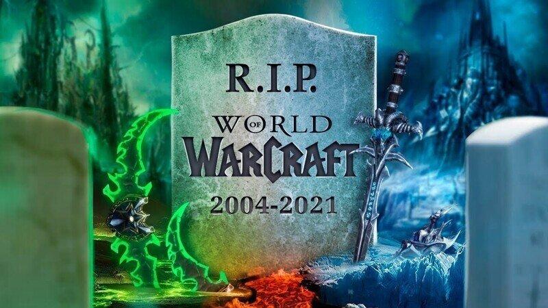 Как погибла World of Warcraft