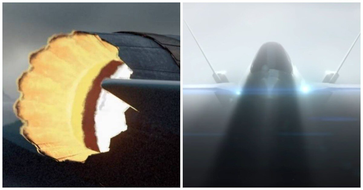 """""""Ростех"""" показал внешность новейшего истребителя пятого поколения"""