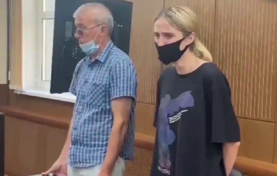 Суд отправил в СИЗО, сбившую вМоскве троих детей девушку