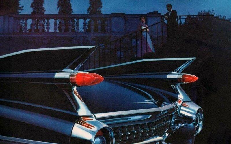 Cadillac 1959 года: апогей «плавниковой» моды