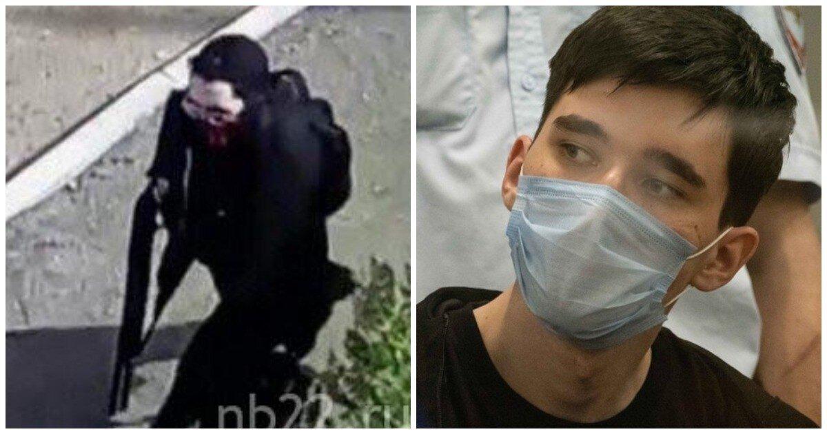 Напавшего на школу в Казани признали невменяемым