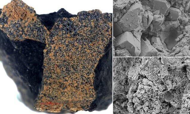 В Великобритании нашли метеорит возрастом 4,6 млрд лет